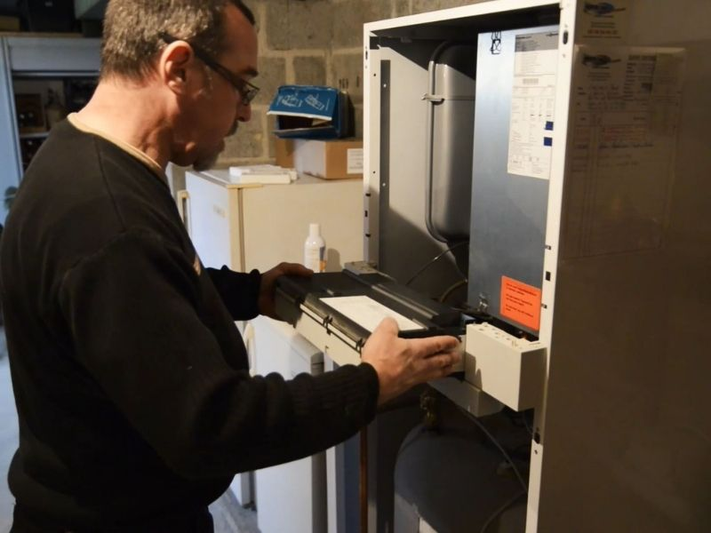 Installation de chauffage à Poitiers